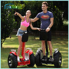 Off road 2 wheel balancing scooter with 60-70KM Max Range , 100V - 240V