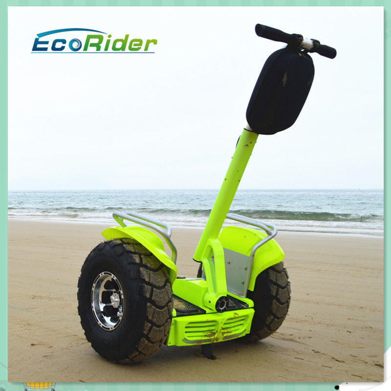 2 Wheel Self Balance Scooter Electric Chariot Off Roading Segway With Handle