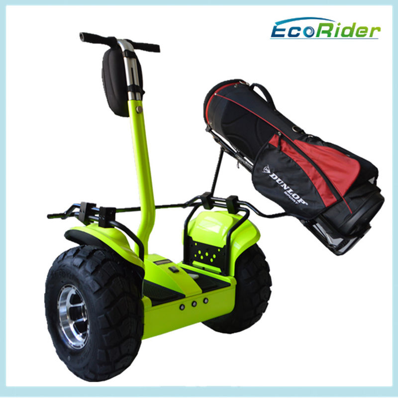 Sport Self Balancing Electric Golf Scooter With Lithium Battery 72v 2000 Watt