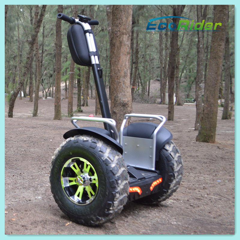20 Km / H Motorised Samsung Lithium Off Roading Segway For Adults