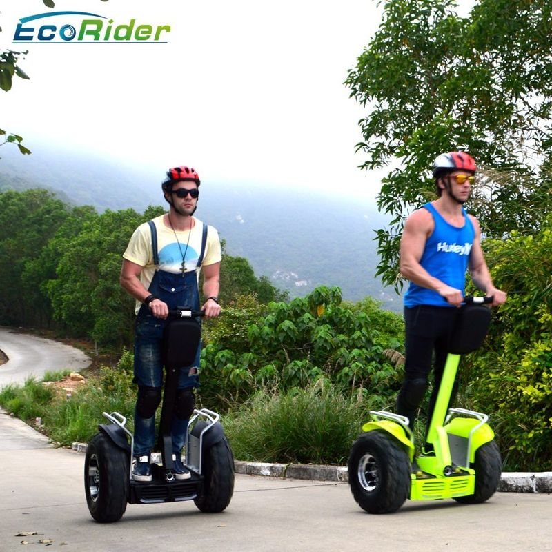 4000 W Battery Powerd Two Wheeled Electric Vehicle Segway Style Scooter Long Range