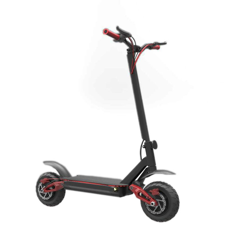 E4-9 Ecorider Two Wheel Electric Scooter , Self Balancing Smart Electric Scooter Foldable